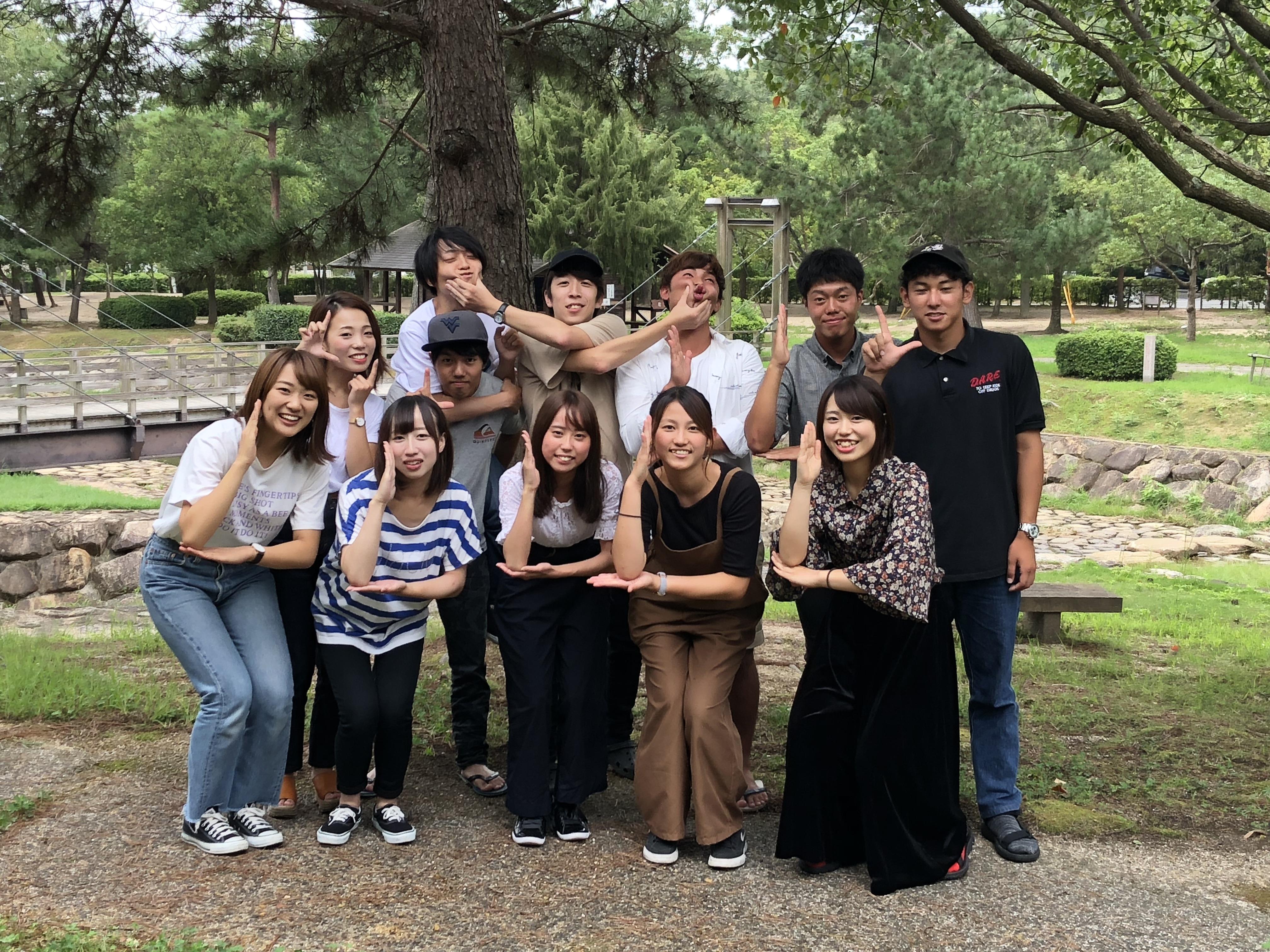 砂川公園BBQ20180913
